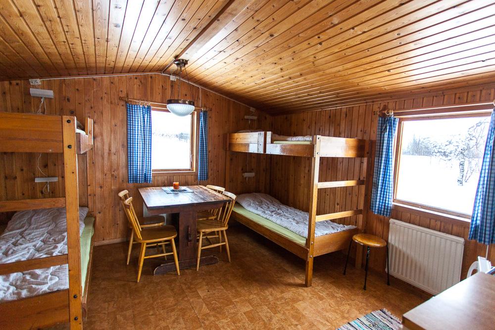 Berghütte mit 4 Betten