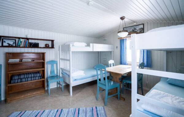 Charming 4-bed cabins
